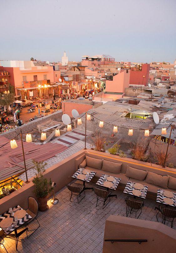 Organiser un evjf à Marrakech