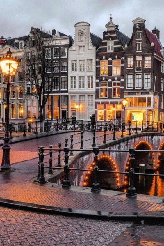 Organiser un evjf à Amsterdam