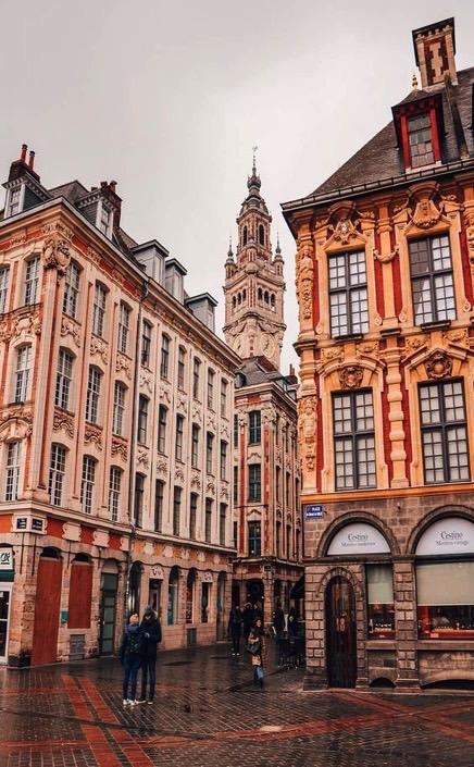 Organiser un evjf à Lille