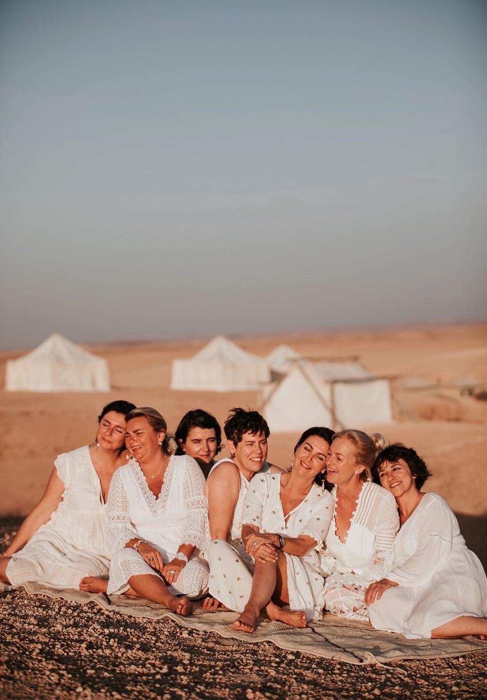 activités EVJF à Marrakech