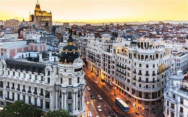 Meilleures activités pour un EVJF à Madrid