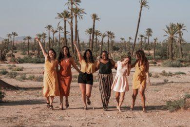 meilleures activités evjf à Marrakech