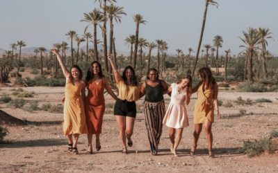 Les 5 meilleures activités EVJF à Marrakech ❤️