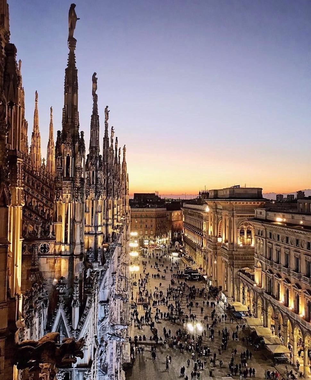 Organiser un evjf à Milan